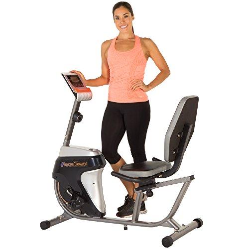 Fitness Reality R4000 Recumbent Bike/Liege-Heimtrainer