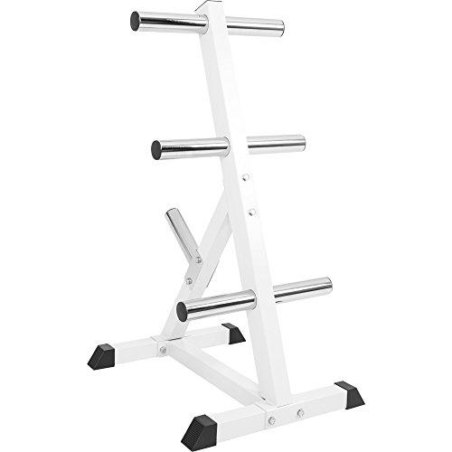 GORILLA SPORTS Hantelscheibenständer für 50mm Gewichte