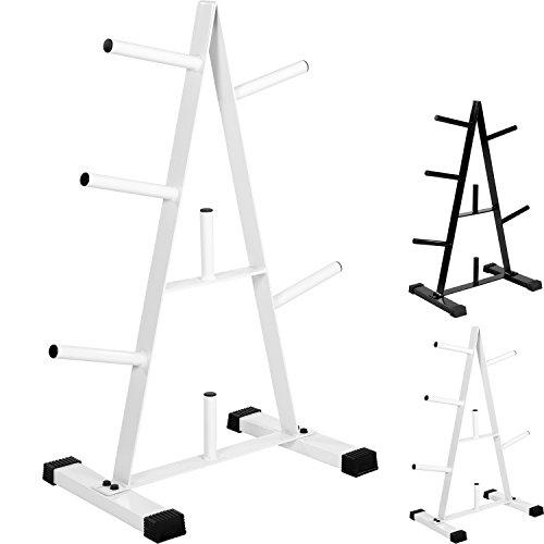 MOVIT Hantelscheibenständer für 30mm Gewichte