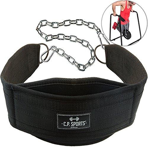 C.P.Sports Dip-Gürtel (Gewichtgürtel)