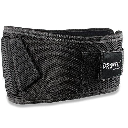 DROPFIT® Gewichthebergürtel für Damen und Herren